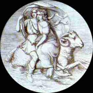 Jason, Médée, et les Argonautes
