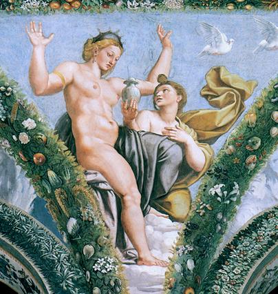 Psyché rejoint Vénus