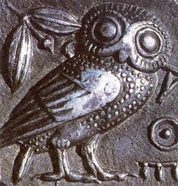 La Chouette Symbole athéna - symboles home 3 aide 5.gif loupe 7 zeus.gif lien qui